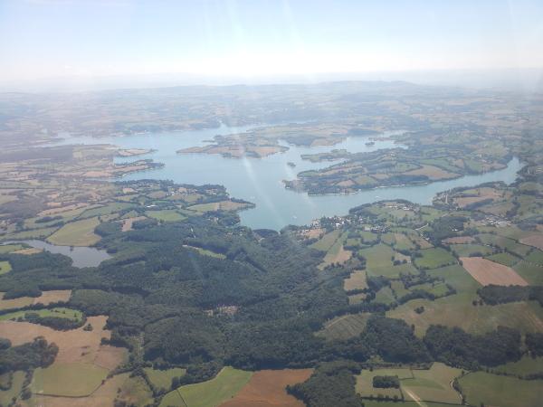 Un Lac dans le Massif Central