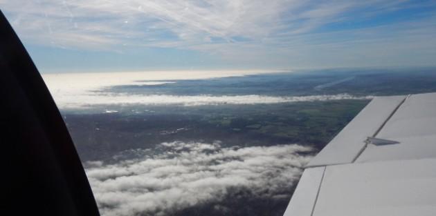 Fin des nuages