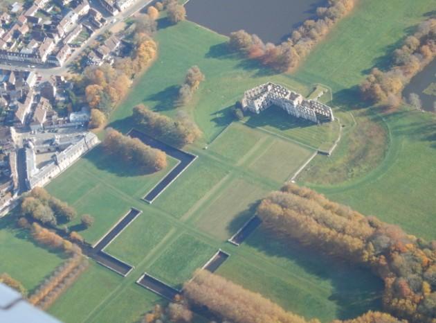 Chateau de la Ferté Vidame