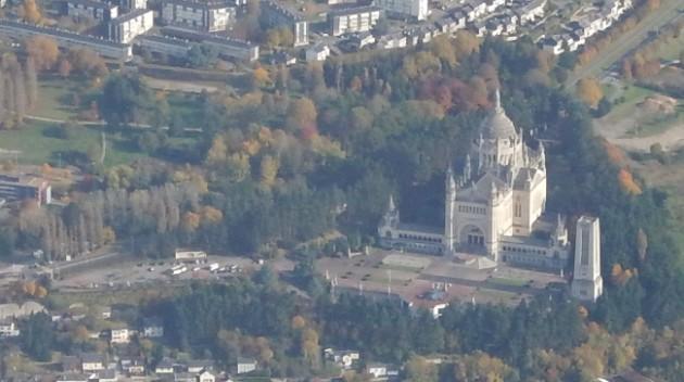 Basilique Sainte Thérèse de Lisieux