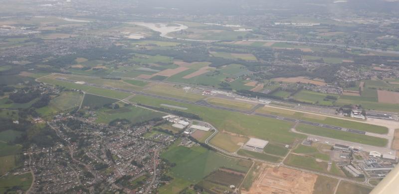 Aéroport de Maastricht