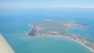 Ile de Noirmoutier vue du ciel