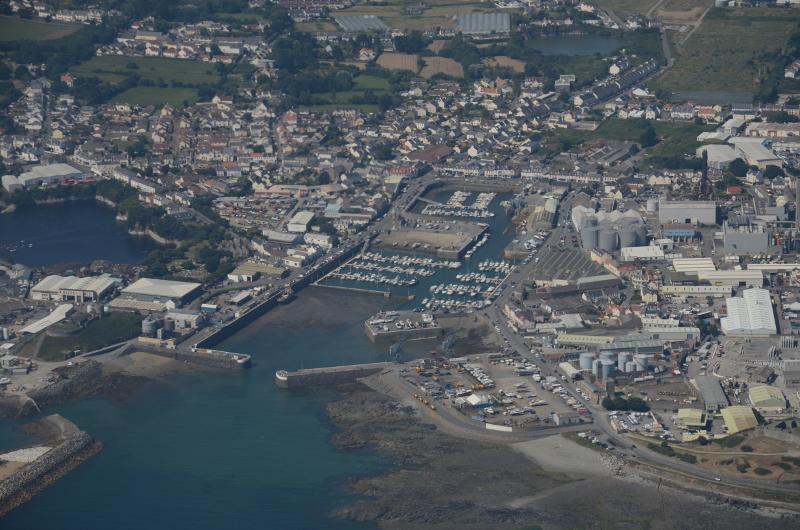 Port de St Pierre - Guernesey