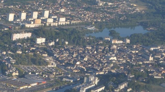 Montargis centre
