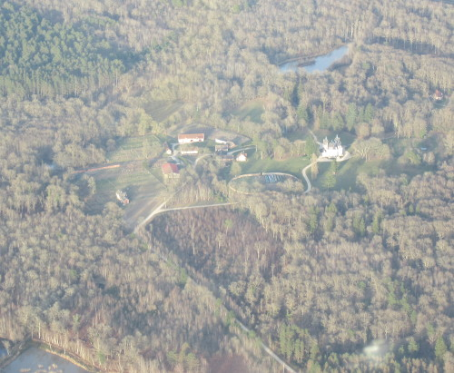Un chateau en Sologne