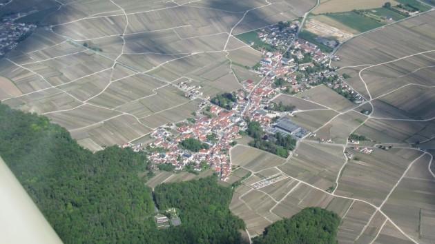Un village en Champagne
