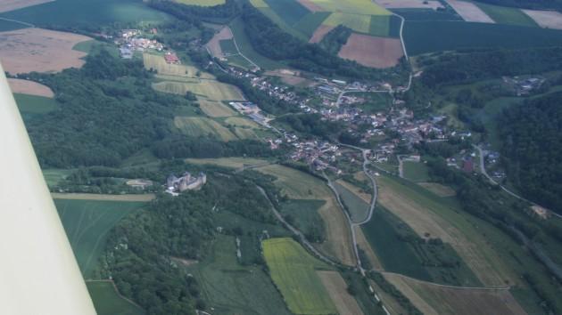 Un château en Allemagne