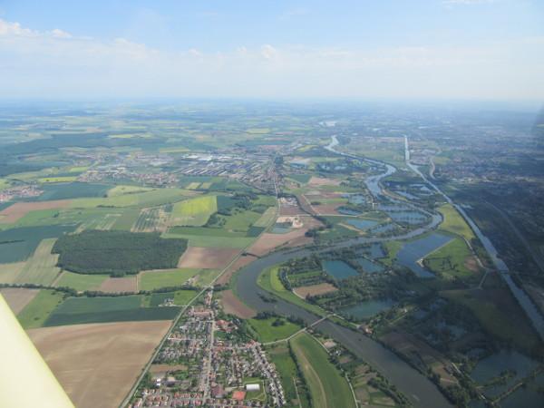 Vallée vers Metz