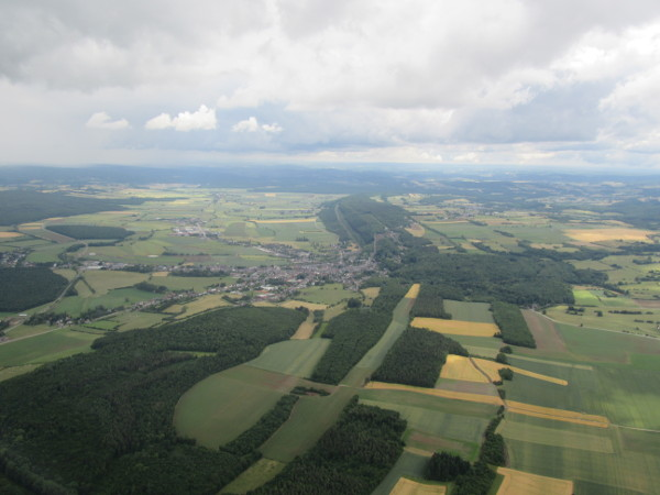 Arrivée en Belgique