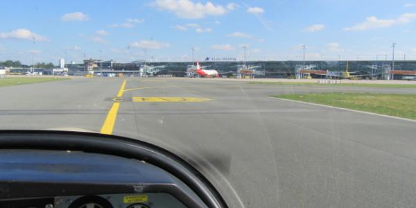 L'aéroport de Nürnberg