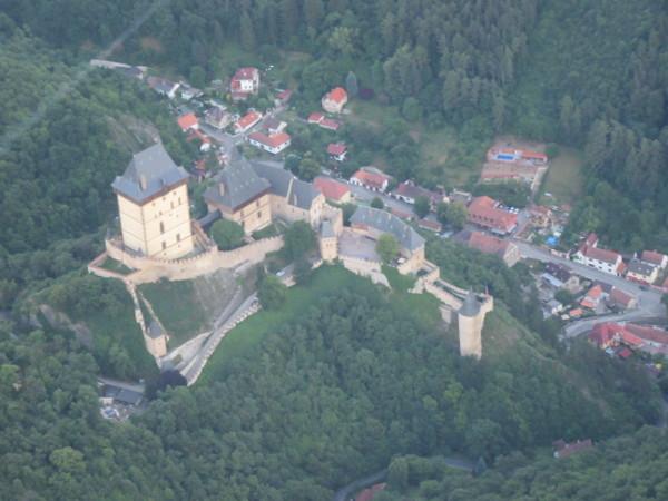 Un château en République Tchèque