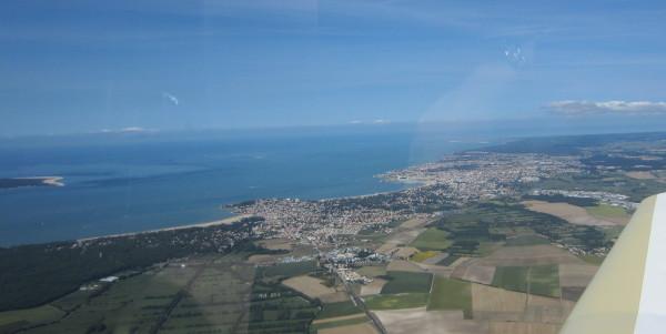 Royan et l'embouchure de la Gironde